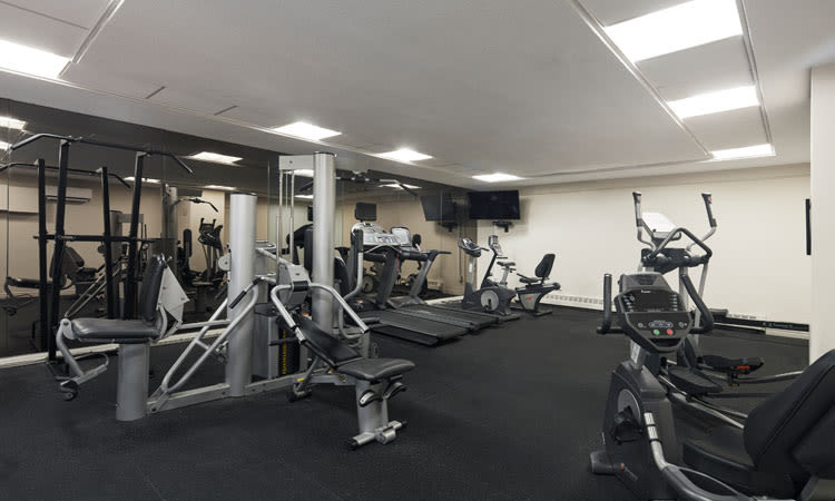 Widdicombe Place offers a state-of-the-art fitness center in Etobicoke, Ontario