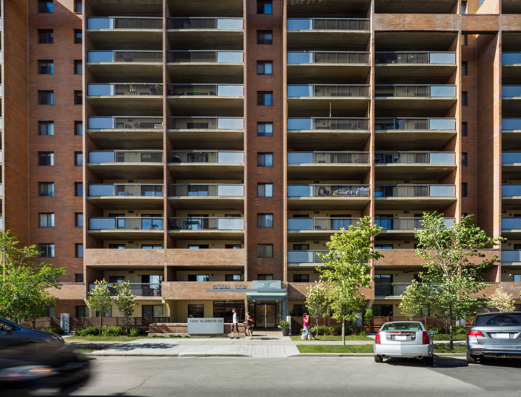 Photos Of Royal View Apartments In Calgary Ab
