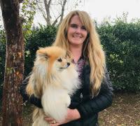 Brenda Brown, Resort Manager at University Pet Resort in Merced, California