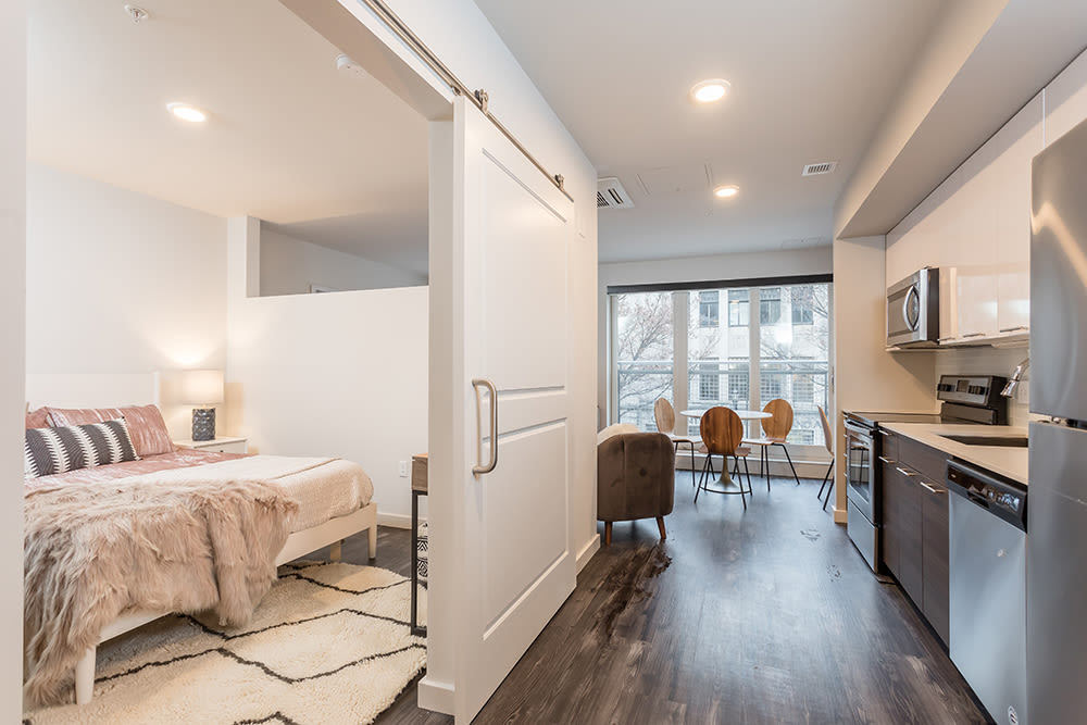 Luxury living at apartments in Ithaca, New York