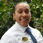 Crystal Lopez, Dining Room Manager at Regency Park Oak Knoll in Pasadena, CA