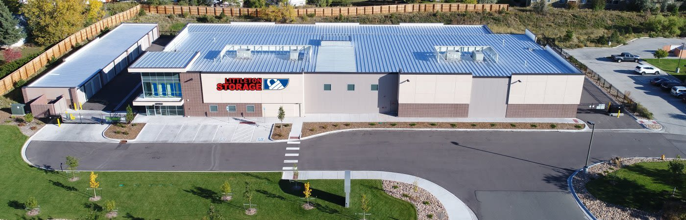Self storage in Littleton CO