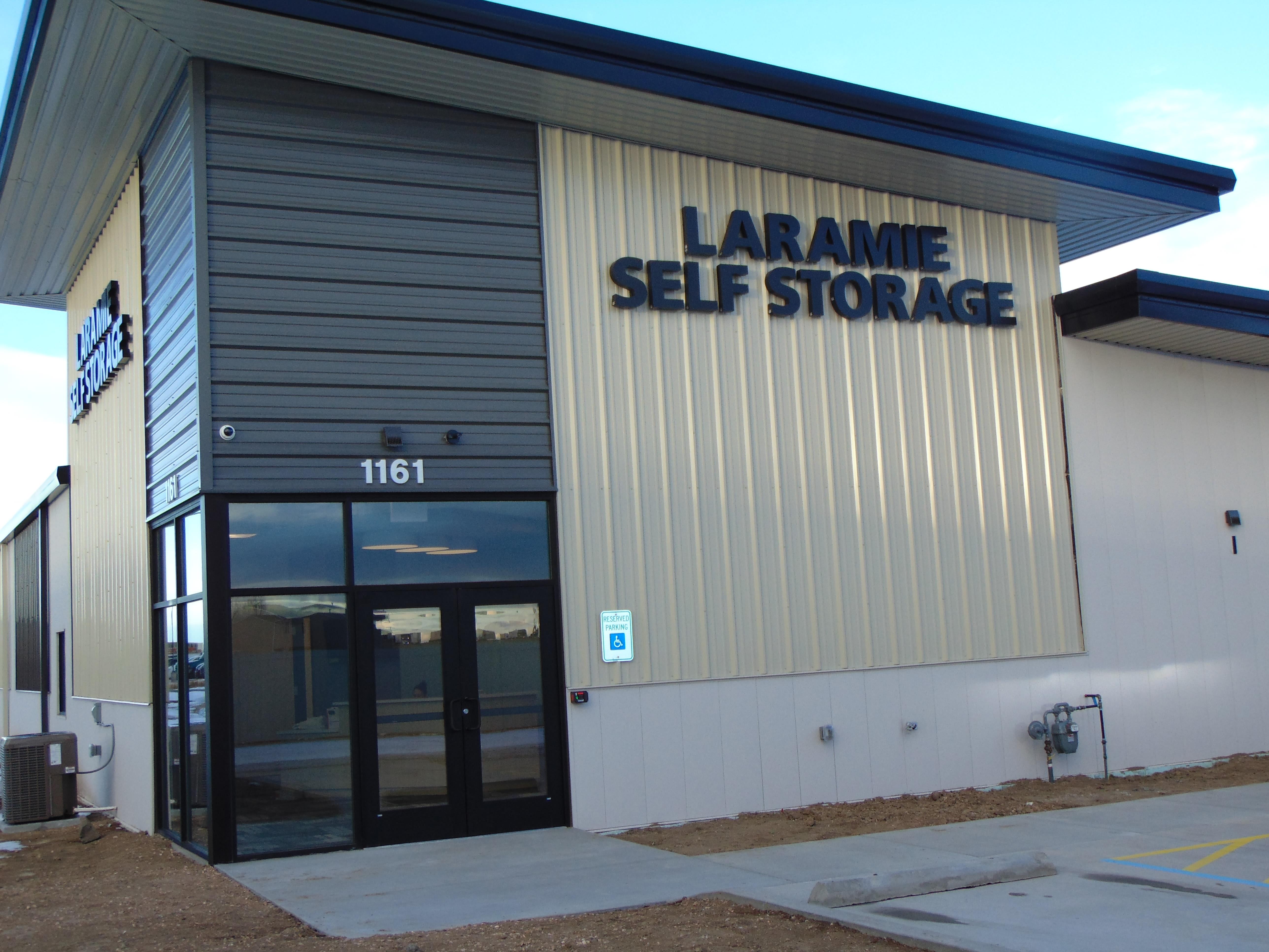 Laramie Self Storage in Laramie, Wyoming