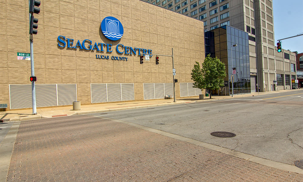 SeaGate Convention Centre In Toledo Ohio
