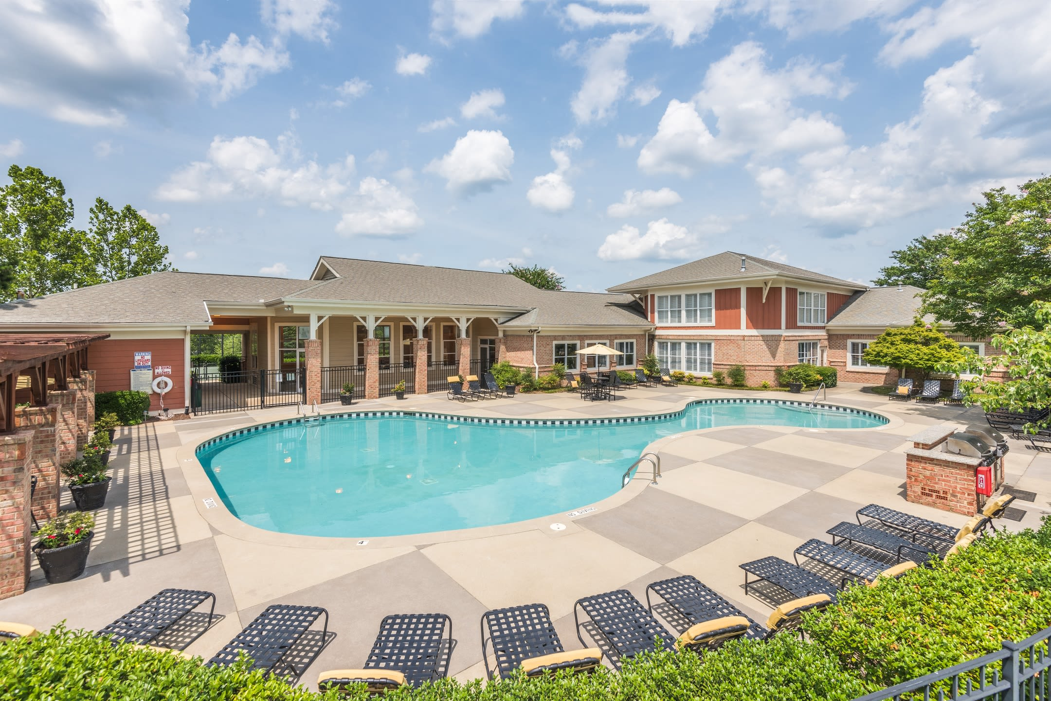 200 East offers an indoor swimming pool in Durham, NC