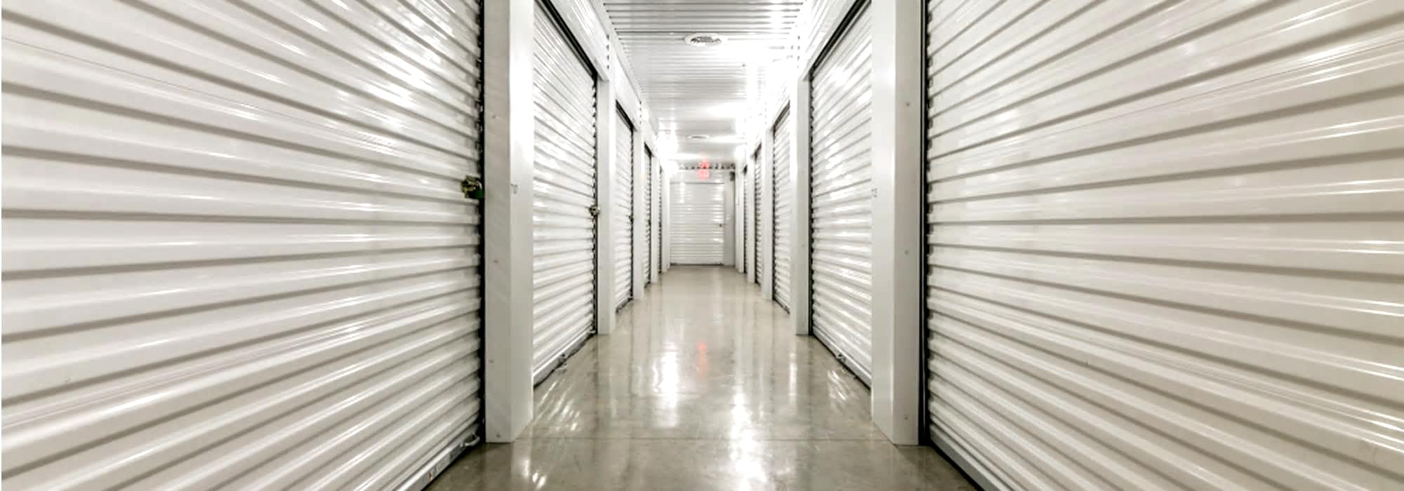 Self storage in Richardson
