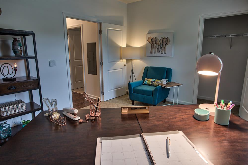 Spacious rooms at apartments in Aliquippa, Pennsylvania