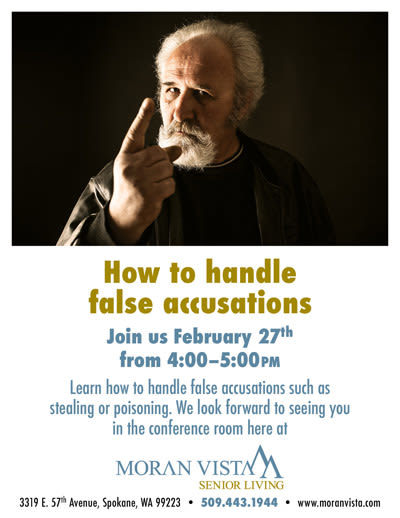 support group on false accusations