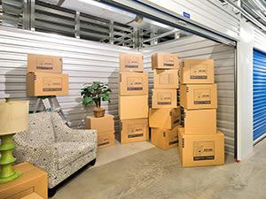 Large Unit at Kapolei Hawaii Self Storage, Hawaii