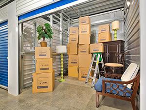 Extra Large Unit at Pearl City Hawaii Self Storage, Hawaii