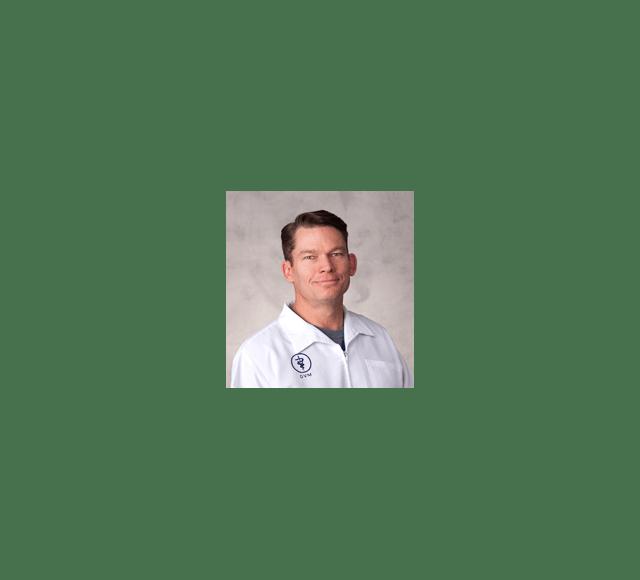 Dr. Andrew Carlton at Eden Prairie Animal Hospital