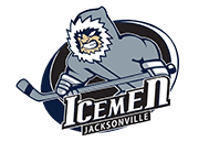 Icemen partner logo at Atlantic Self Storage in Jacksonville, FL