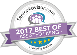 Savannah Grand of West Monroe Senior Living - 2017 best of assisted living award