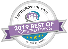 Savannah Grand of West Monroe Senior Living - 2019 best of assisted living award