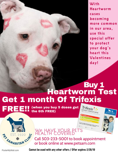 Heart worm promotion