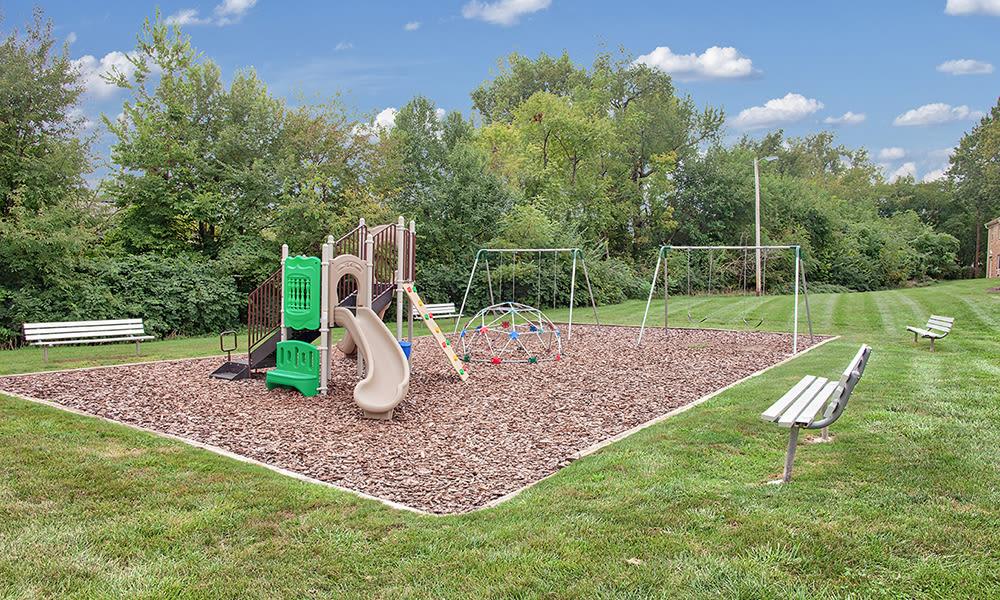 Playground at The Summit at Ridgewood in Fort Wayne, Indiana
