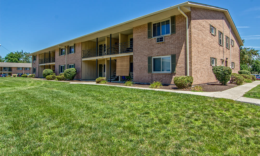 The Summit at Ridgewood features gorgeous apartments in Fort Wayne, Indiana