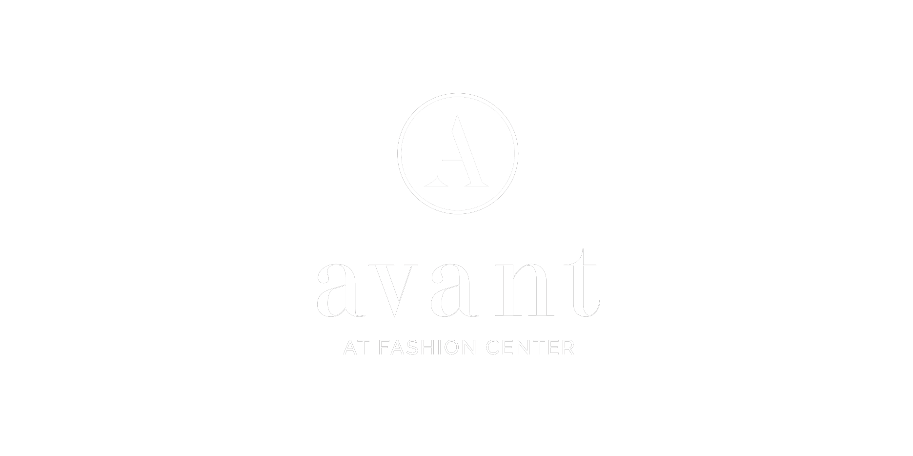 Avant at Fashion Center logo