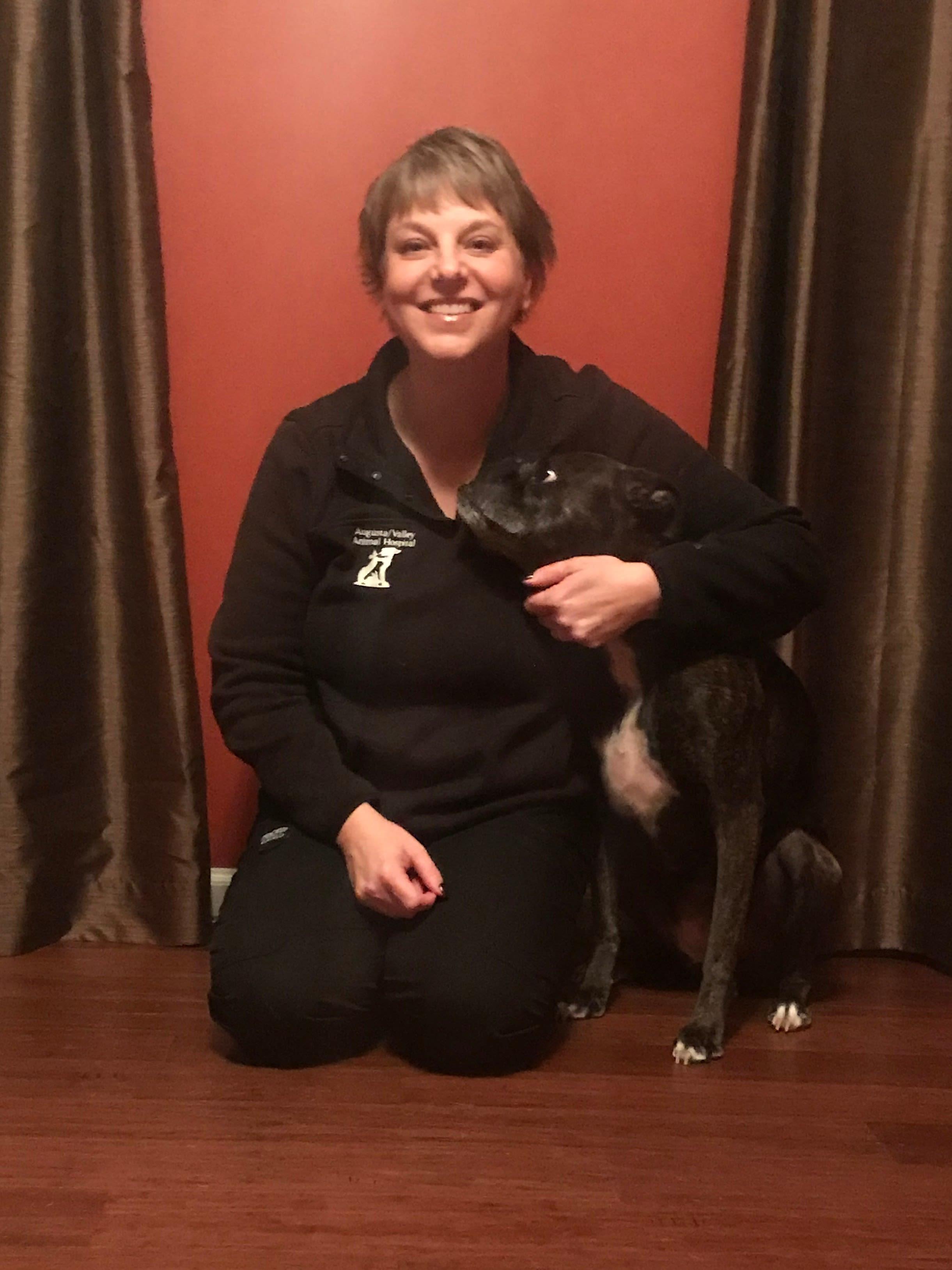 Amy, Receptionist at Staunton Animal Hospital