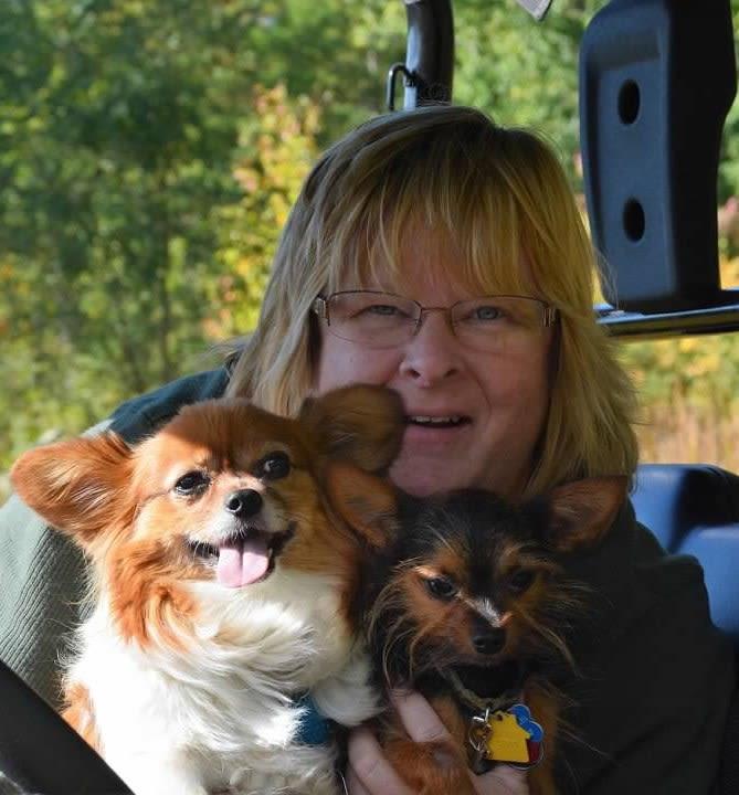 Sandra, Receptionist at Staunton Animal Hospital