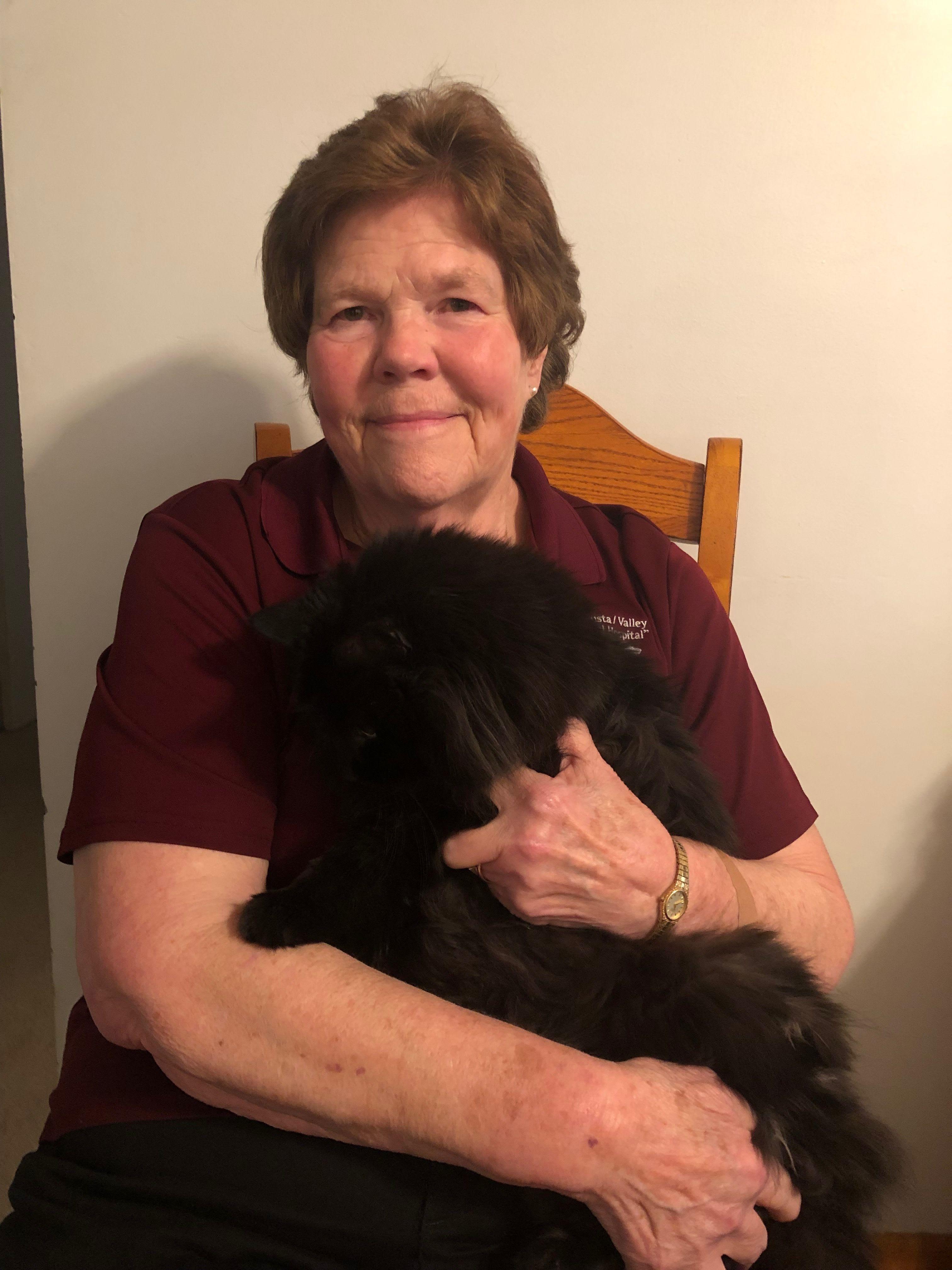 Martha, Receptionist at Staunton Animal Hospital