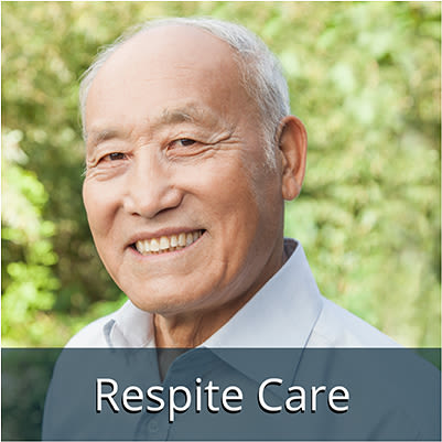 Respite Care Patient at Wellsprings Assisted Living in Ontario.