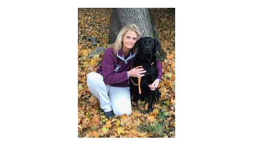 Cylina Drumheller, Office Manager at Staunton animal hospital