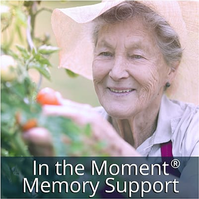 Memory care at Bishop Place Senior Living.