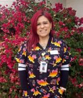 Kristina Salcido of Sun City Animal Hospital