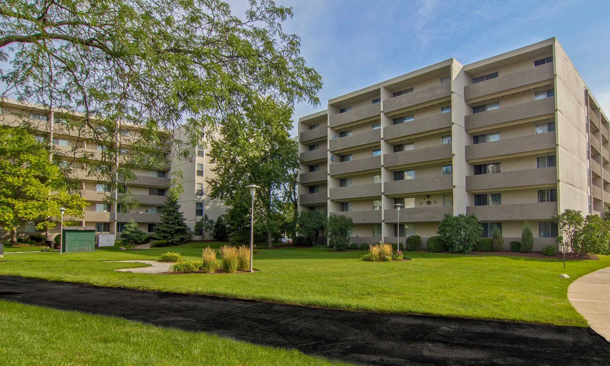 Apartments in Richton Park, Illinois