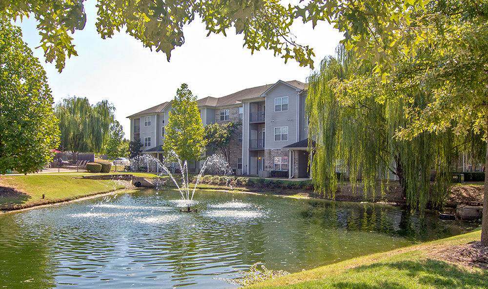 Scenic pnd at Crescent at Wolfchase in {location_city}}, Tennessee