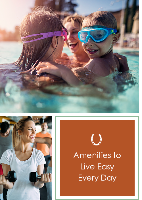 Link to amenities at Keystone Farms in Nashville, Tennessee