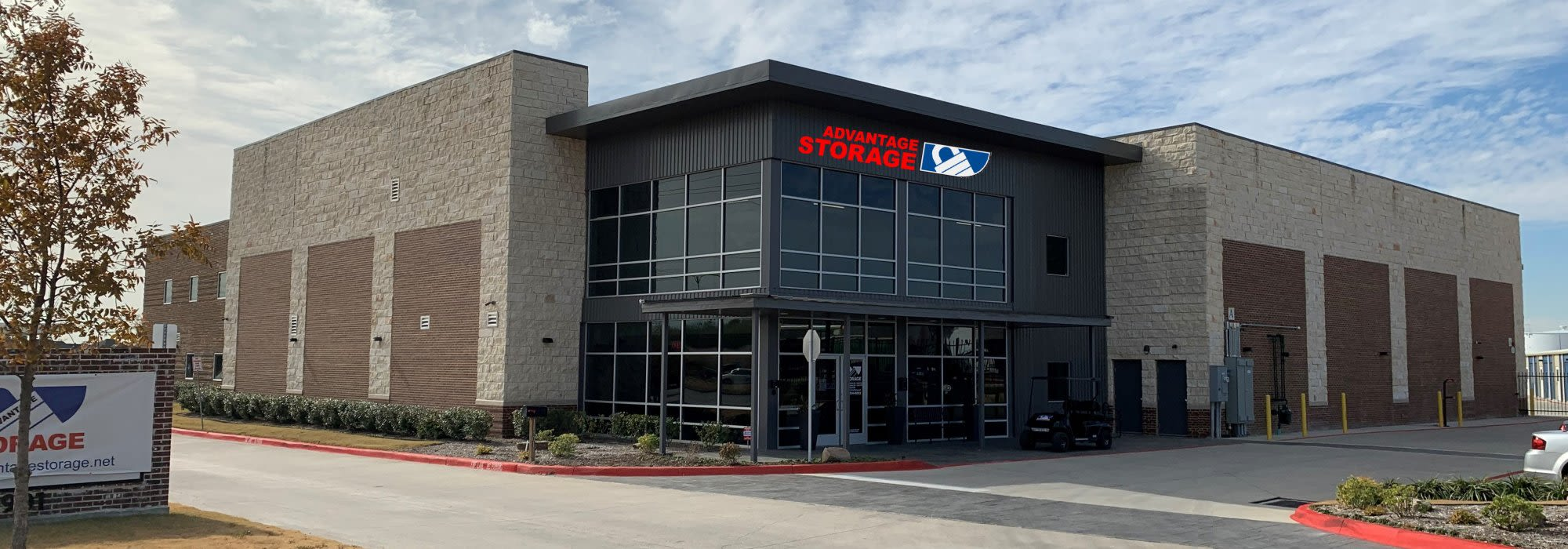 Self storage in Little Elm, Texas