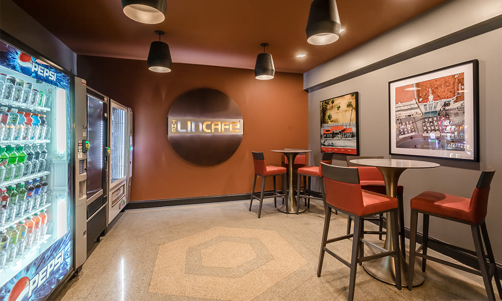 Clubhouse at The Linc in Rochester, New York