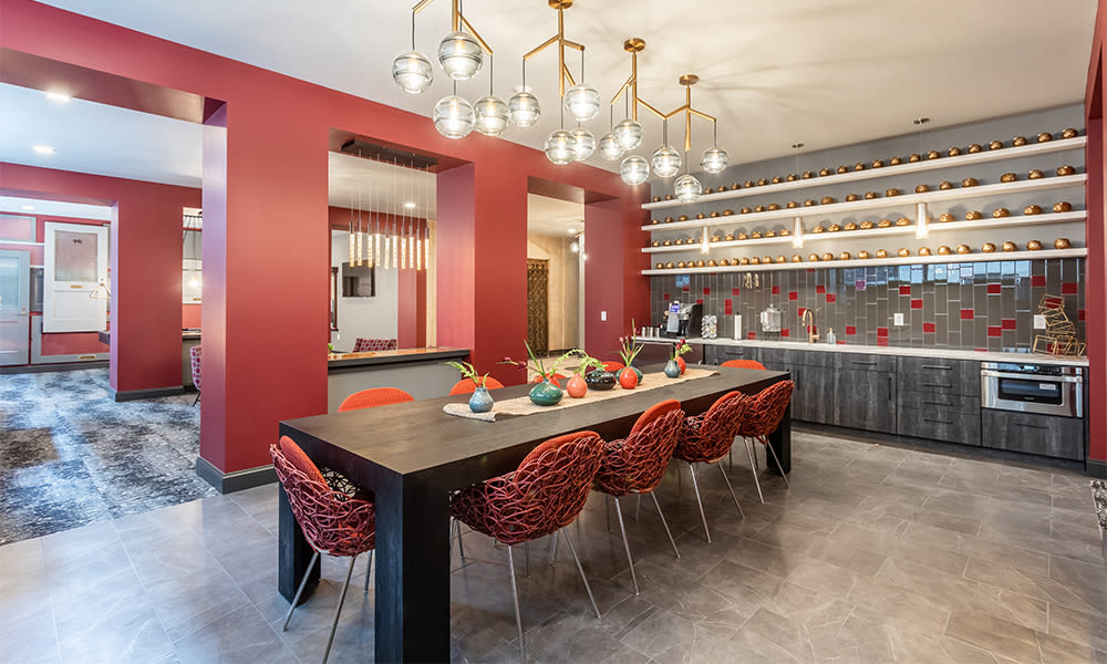 Our apartments in Rochester, New York showcase a renovated clubhouse