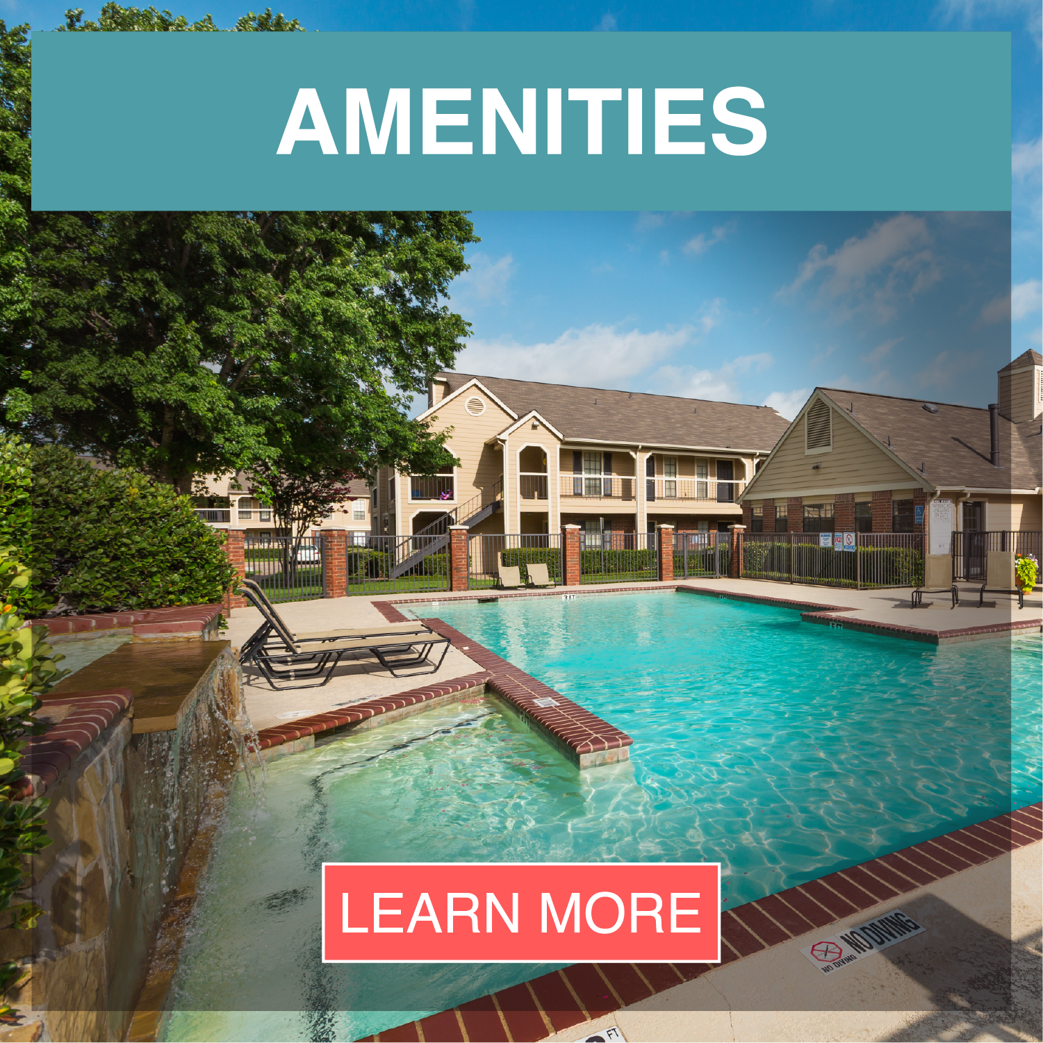 Link to amenities at The Arbors of Carrollton in Carrollton, Texas