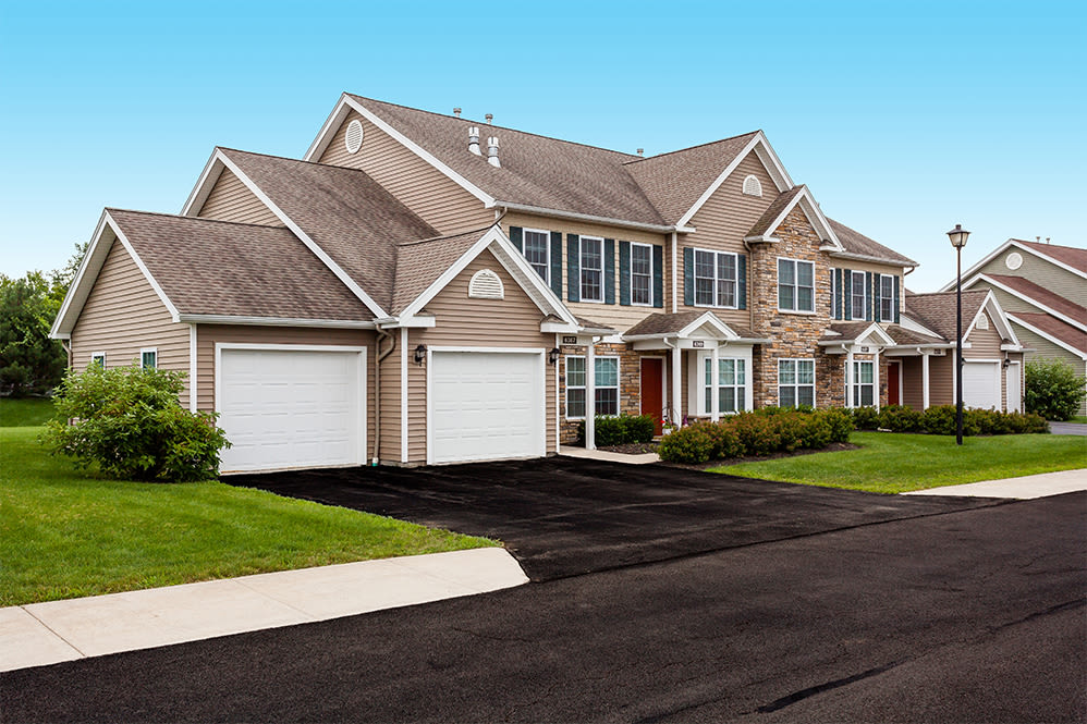 Townhomes for rent at Villas of Victor & Regency Townhomes in Victor, New York