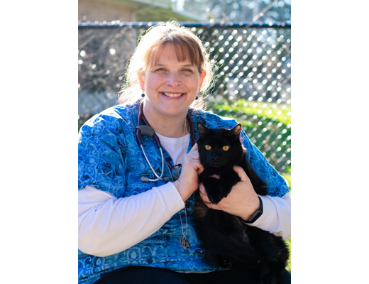 Dr. Brenda Carlson of Tigard Animal Hospital