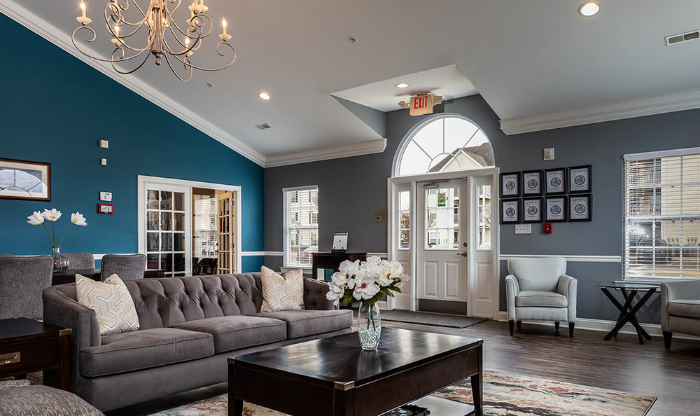Cannon Mills offers a beautiful clubhouse in Dover, Delaware