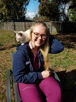 Sydney Receptionist at Tigard Animal Hospital