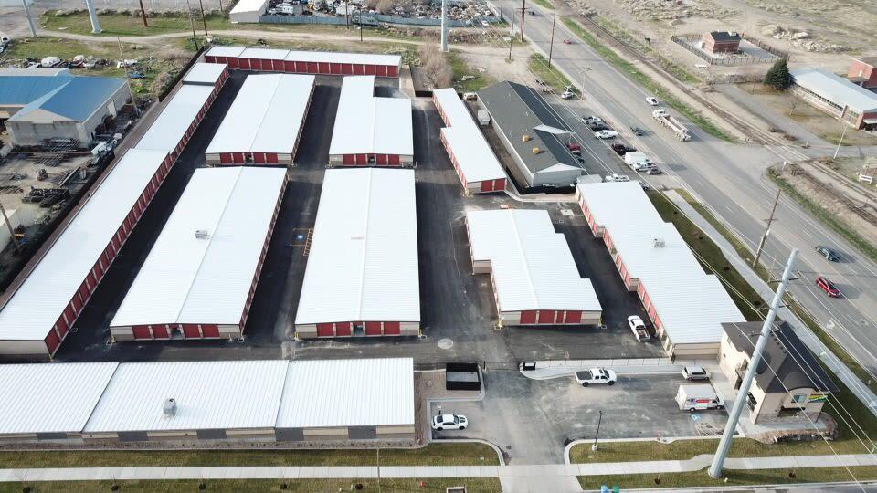 Storage site at Towne Storage in Orem, Utah