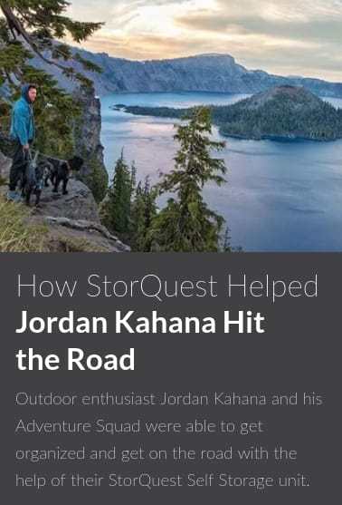 Jordan Kahana partners with StorQuest Self Storage