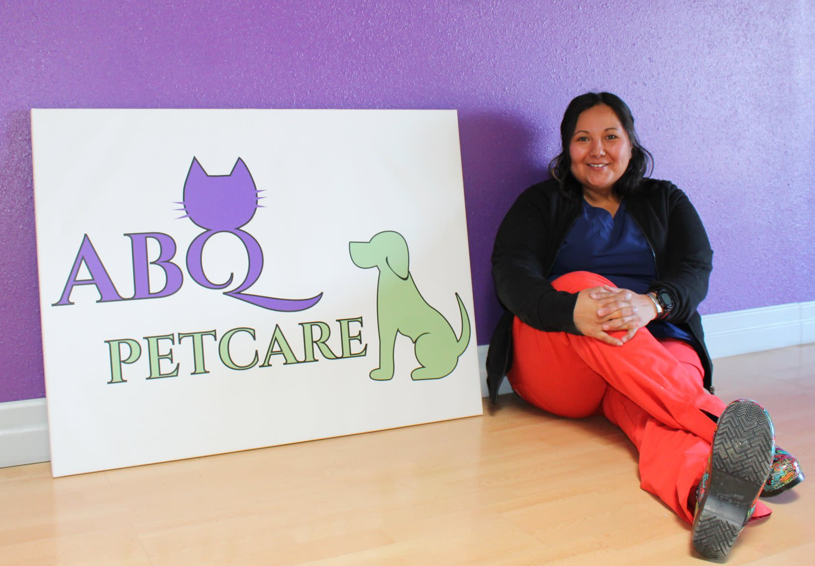 Ivy Lead Veterinary Technician at ABQ Petcare Hospital