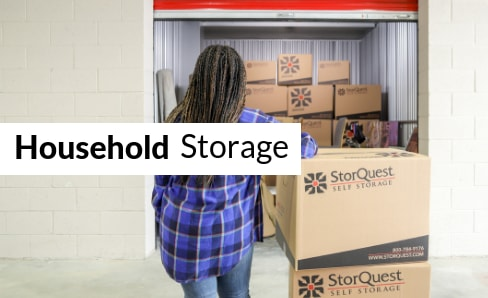 Household Storage at StorQuest Self Storage in Santa Monica, CA