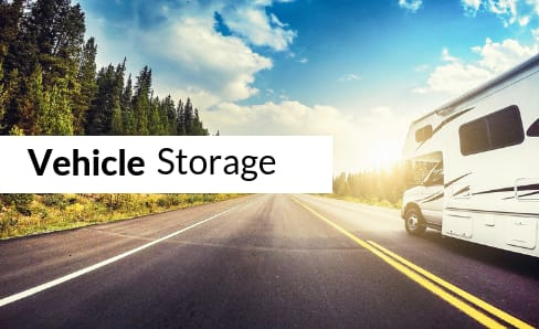 Vehicle Storage at StorQuest Self Storage in Santa Monica, CA
