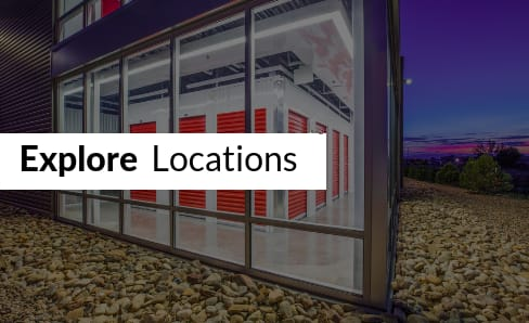 Explore locations at StorQuest Self Storage