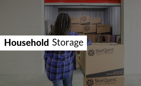 Household Storage at StorQuest Self Storage