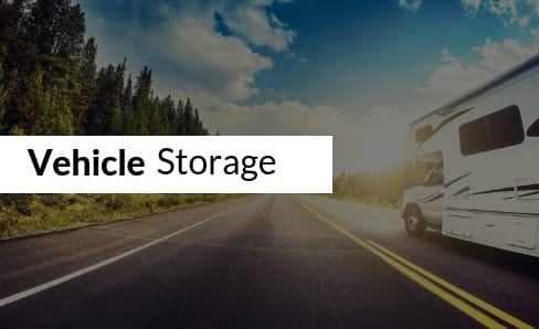 Vehicle Storage at StorQuest Self Storage
