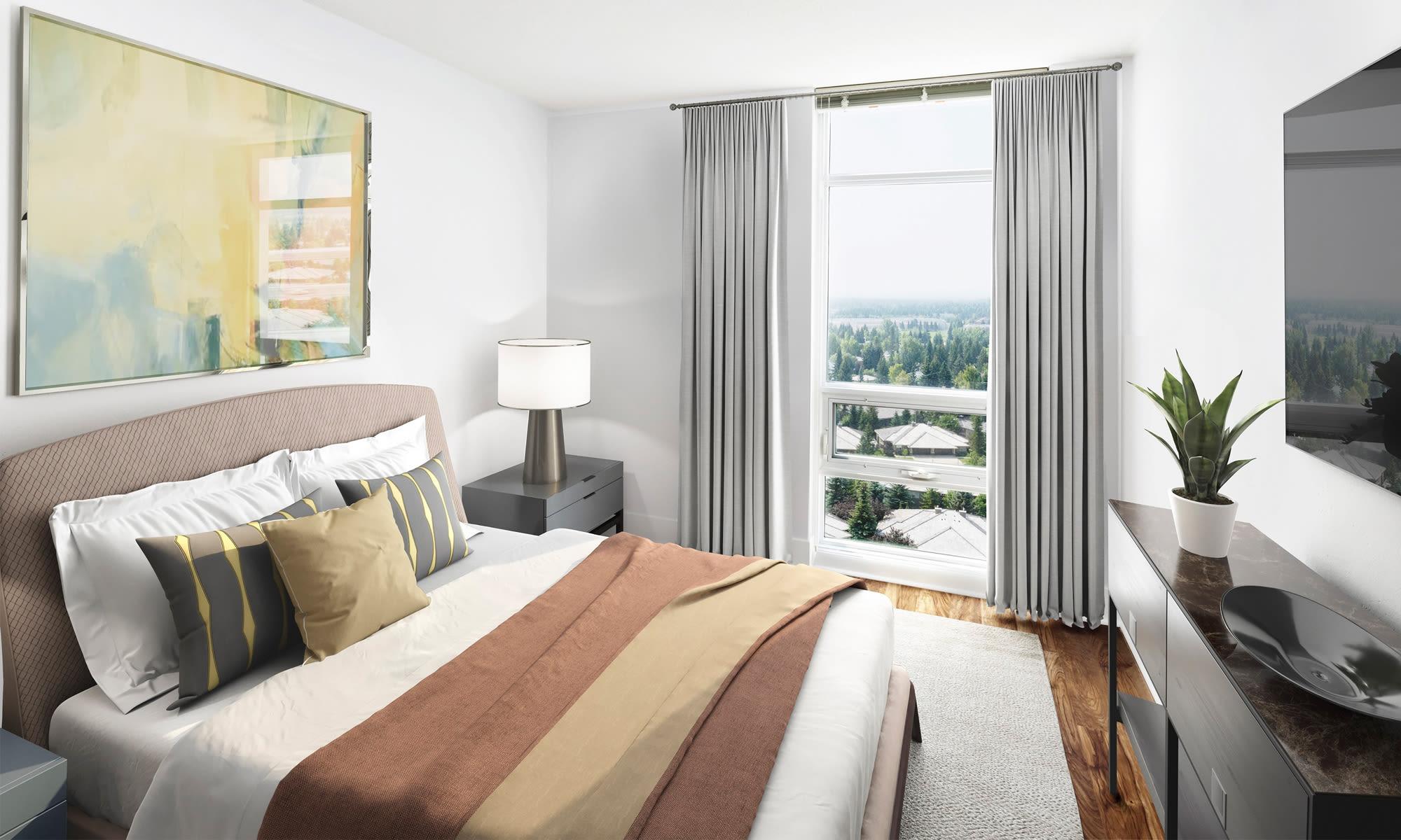 Bedroom at Elata