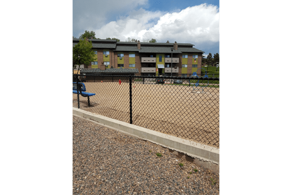 Spacious dog park your dogs will love at Ascend at Red Rocks!
